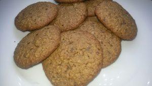 Receita – Biscoito integral